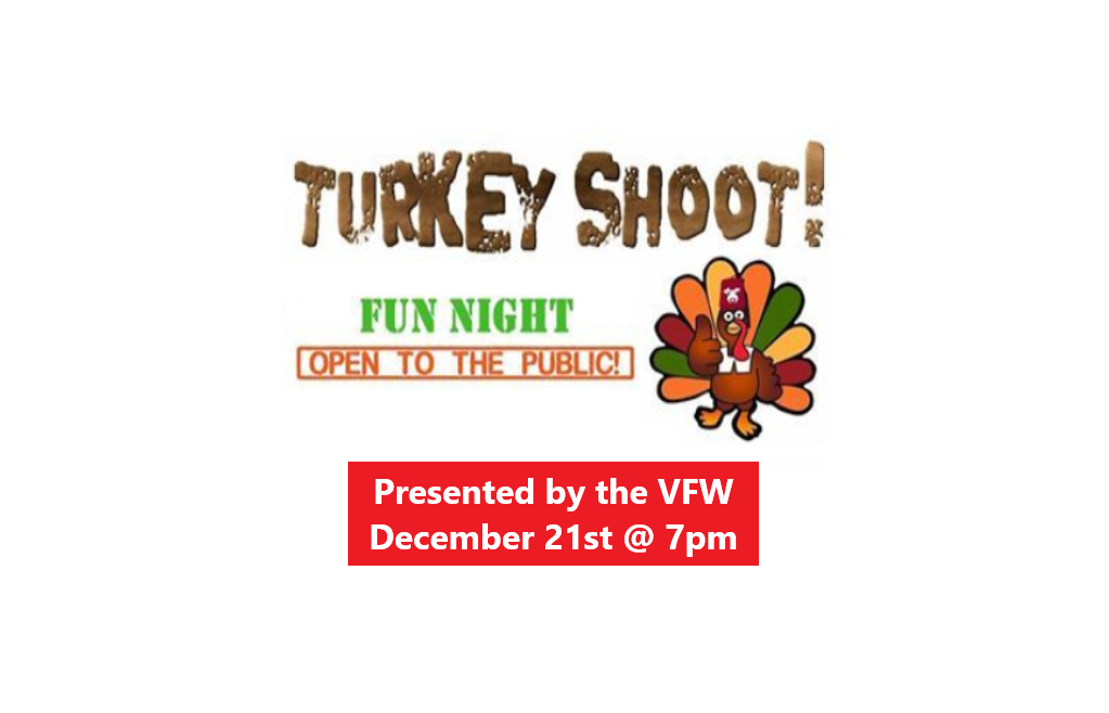 Turkey Shoot Game Night Aberdeen VFW