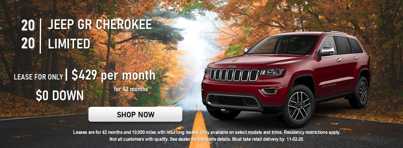 OCT Jeep Gr Cherokee