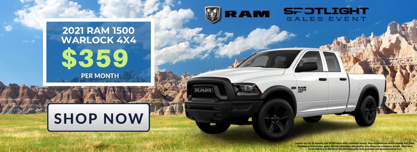 1500 RAM Truck Lease