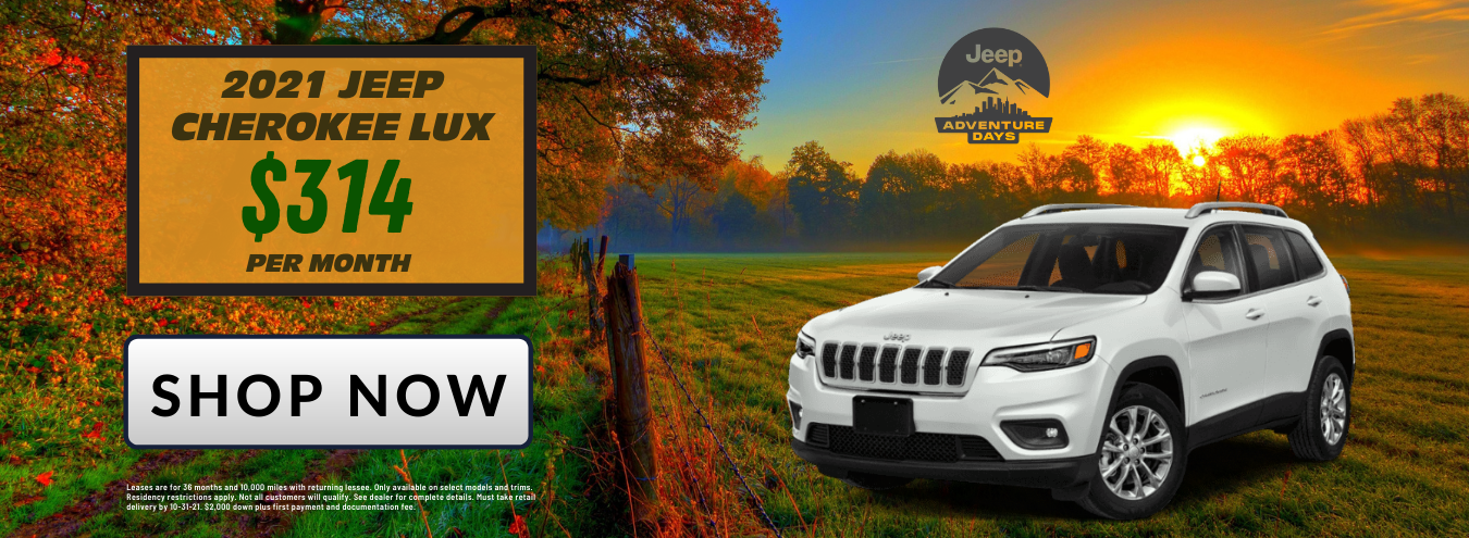 New Jeep Lease
