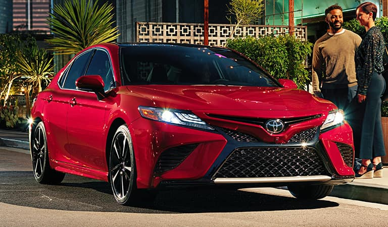 New 2020 Toyota Camry Valley Stream New York