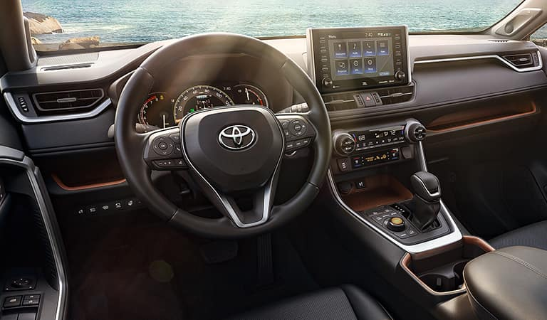 New 2019 Toyota RAV4 Valley Stream NY