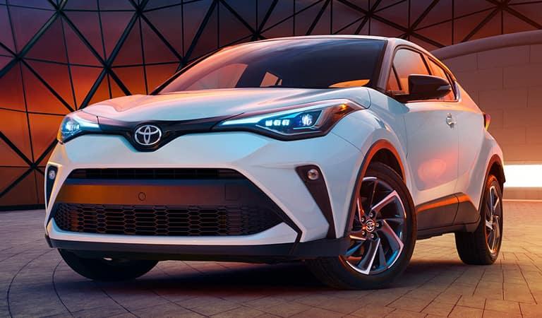 New 2021 Toyota C-HR Valley Stream NY