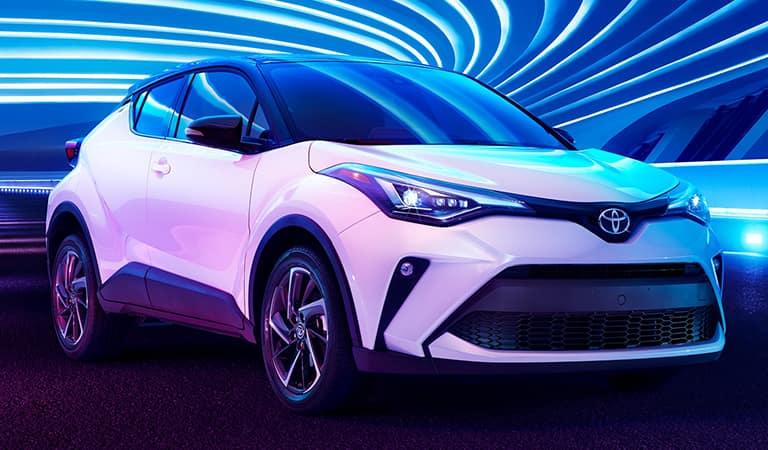 New 2021 Toyota C-HR Valley Stream New York