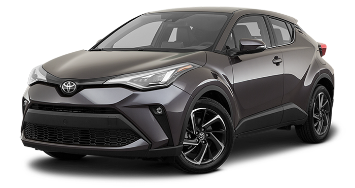 New 2021 C-HR Advantage Toyota Valley Stream