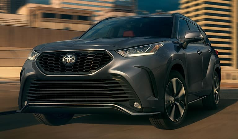 New 2021 Toyota Highlander Valley Stream New York
