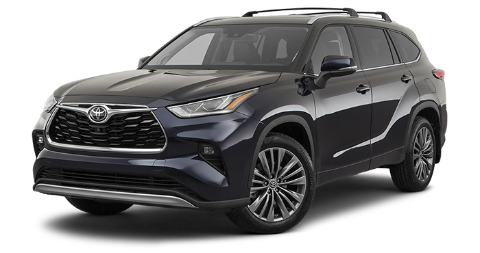 New 2021 Highlander Advantage Toyota