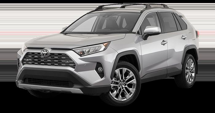 New 2021 RAV4 Advantage Toyota