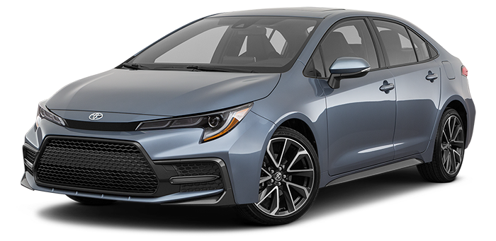 New 2021 Corolla Advantage Toyota Valley Stream