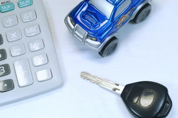 financing a luxury car