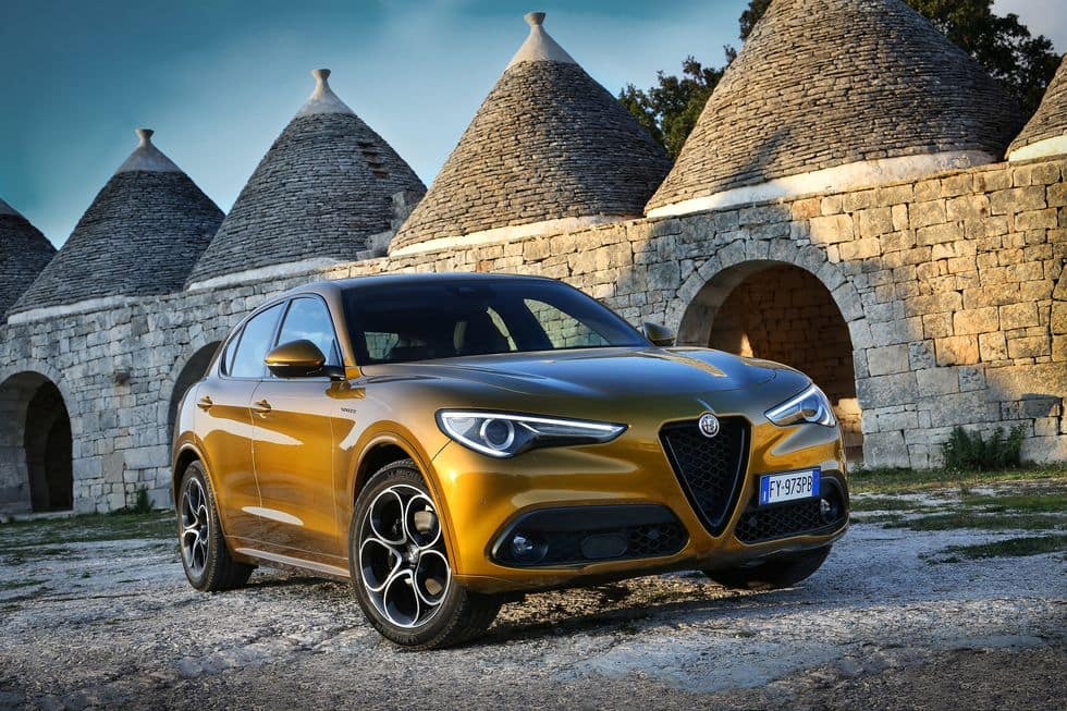 2020 Alfa Romeo Stelvio Picture