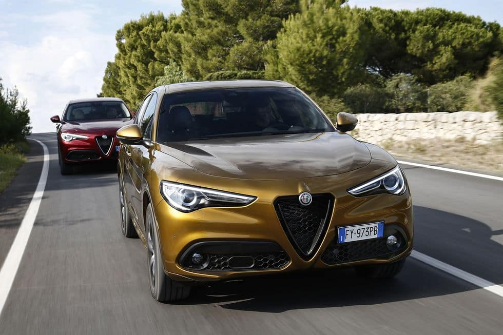 picture of 2020 alfa romeo stelvio
