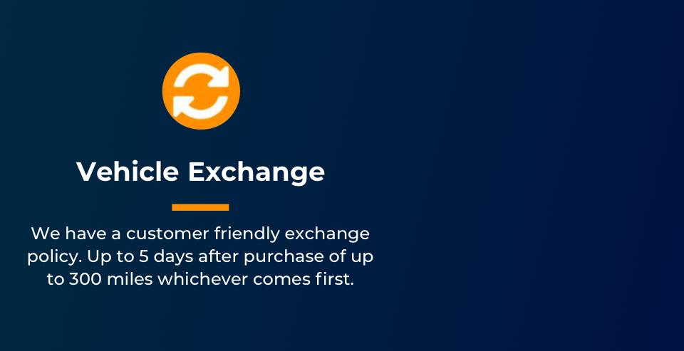 Vehicle Exchange