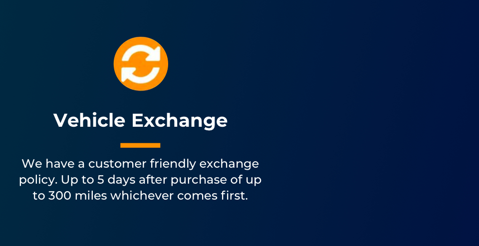 Vehicle Exchange