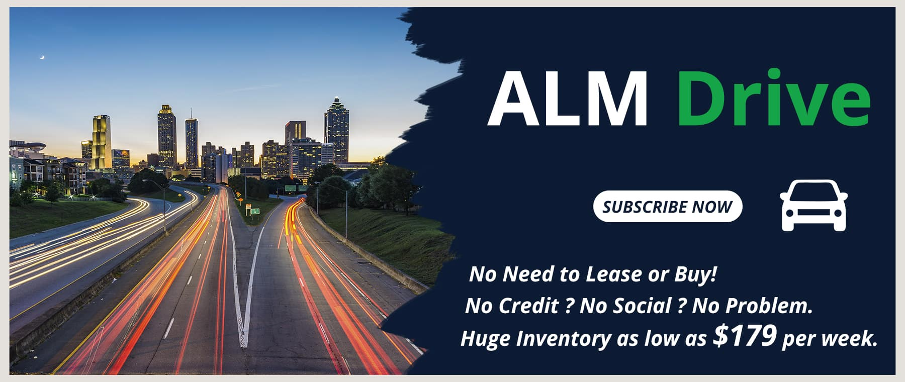 alm drive subscribe