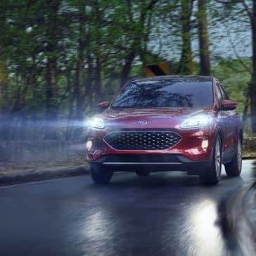 2020 Ford Escape Headlights
