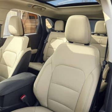 2020 Ford Escape Seating