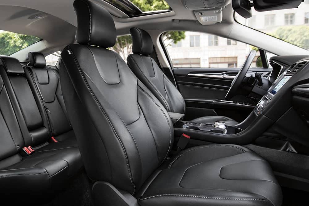 2020 Ford Fusion Cabin