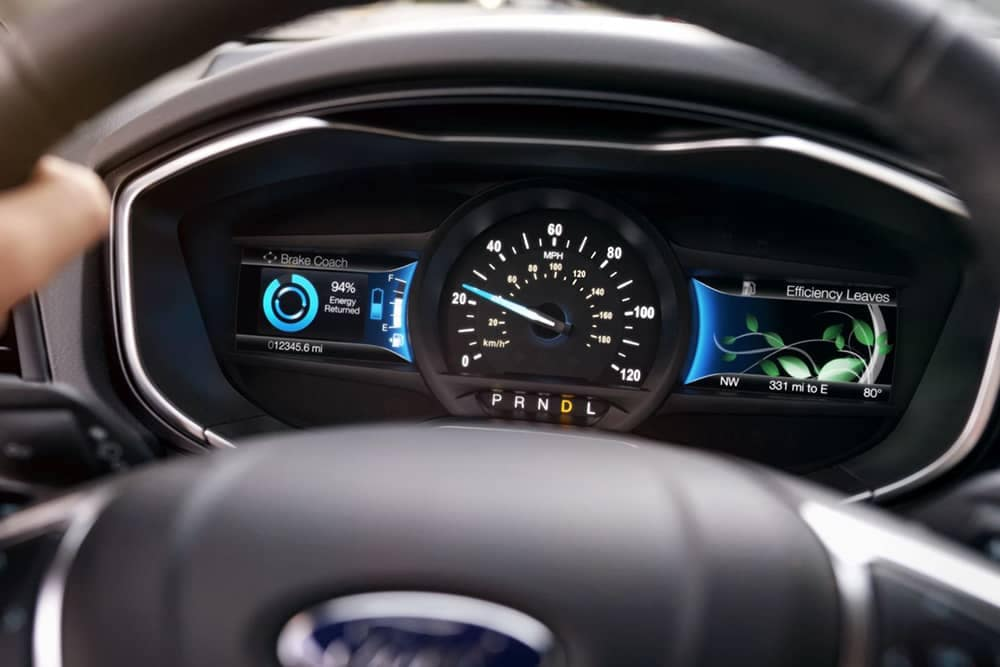 2020 Ford Fusion Features