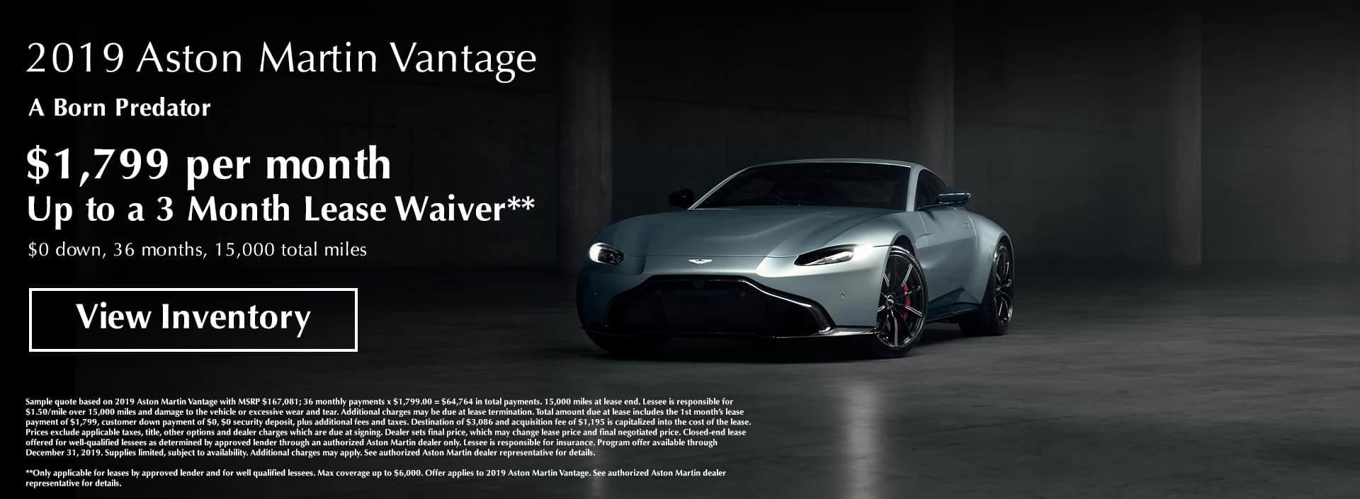 Car Lease Houston >> Aston Martin Houston New And Pre Owned Dealer In Texas