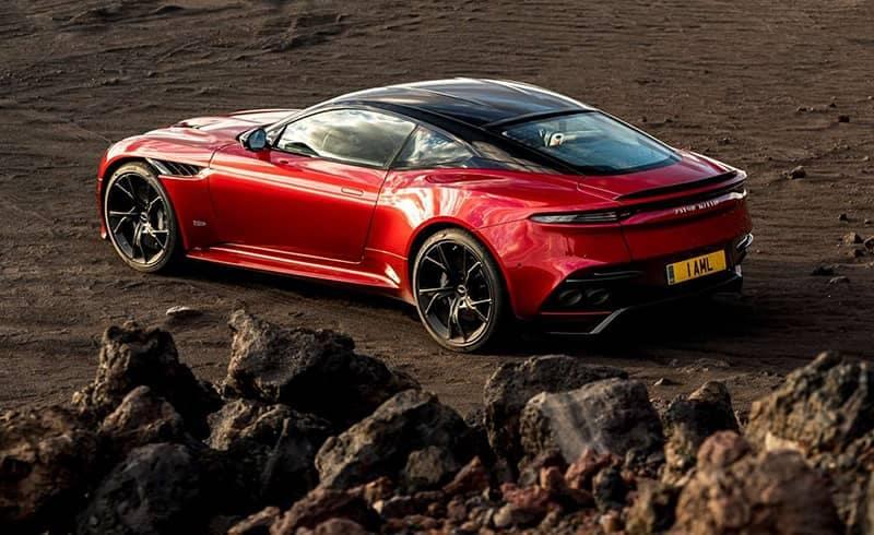 Aston Martin DBS Design