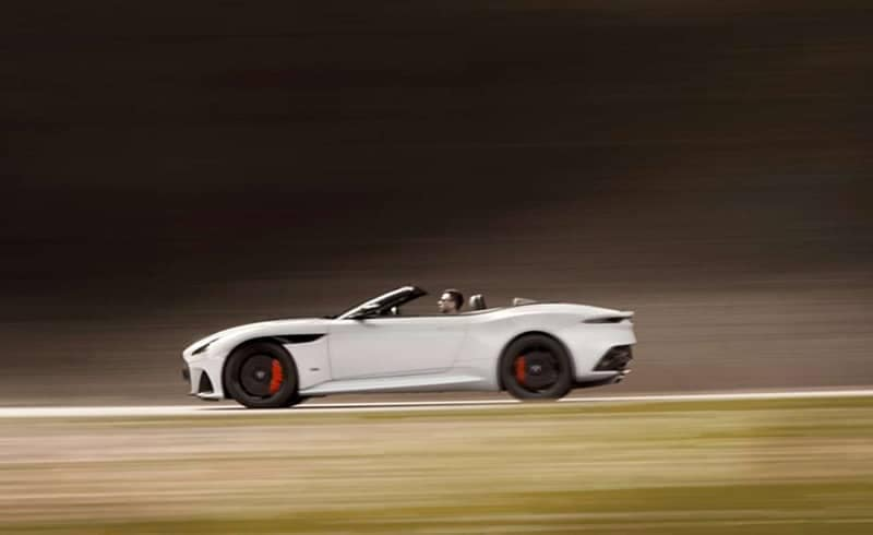Aston Martin DBS Performance