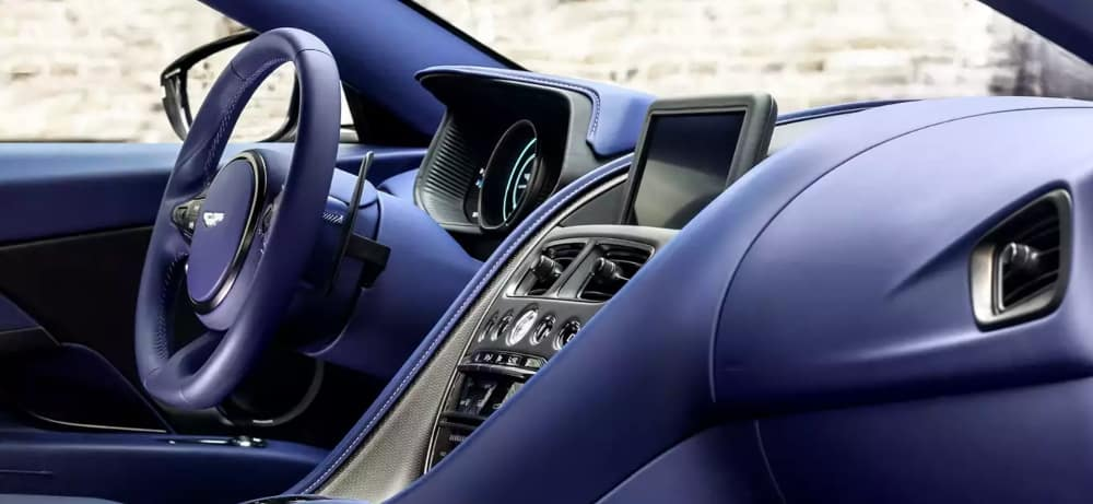 2021 Aston Martin Db11 Interior Top Db11 Features Aston Martin Houston