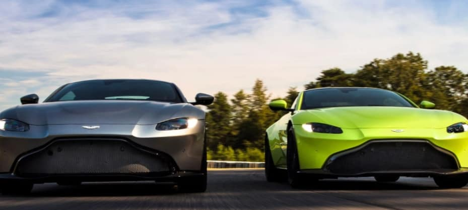 dark-gray-and-green-vantage-next-to-each-other
