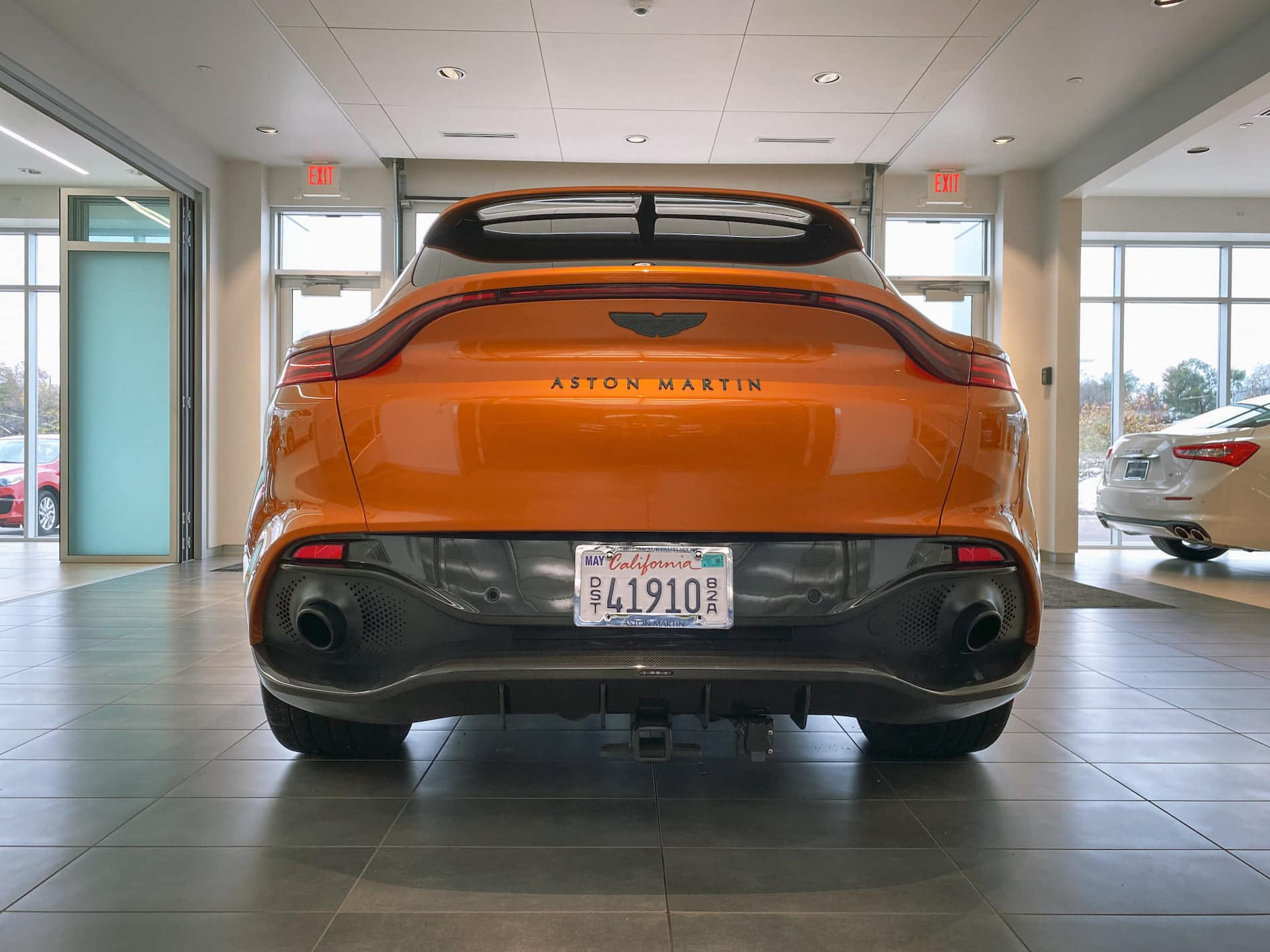 Aston Martin Minneapolis