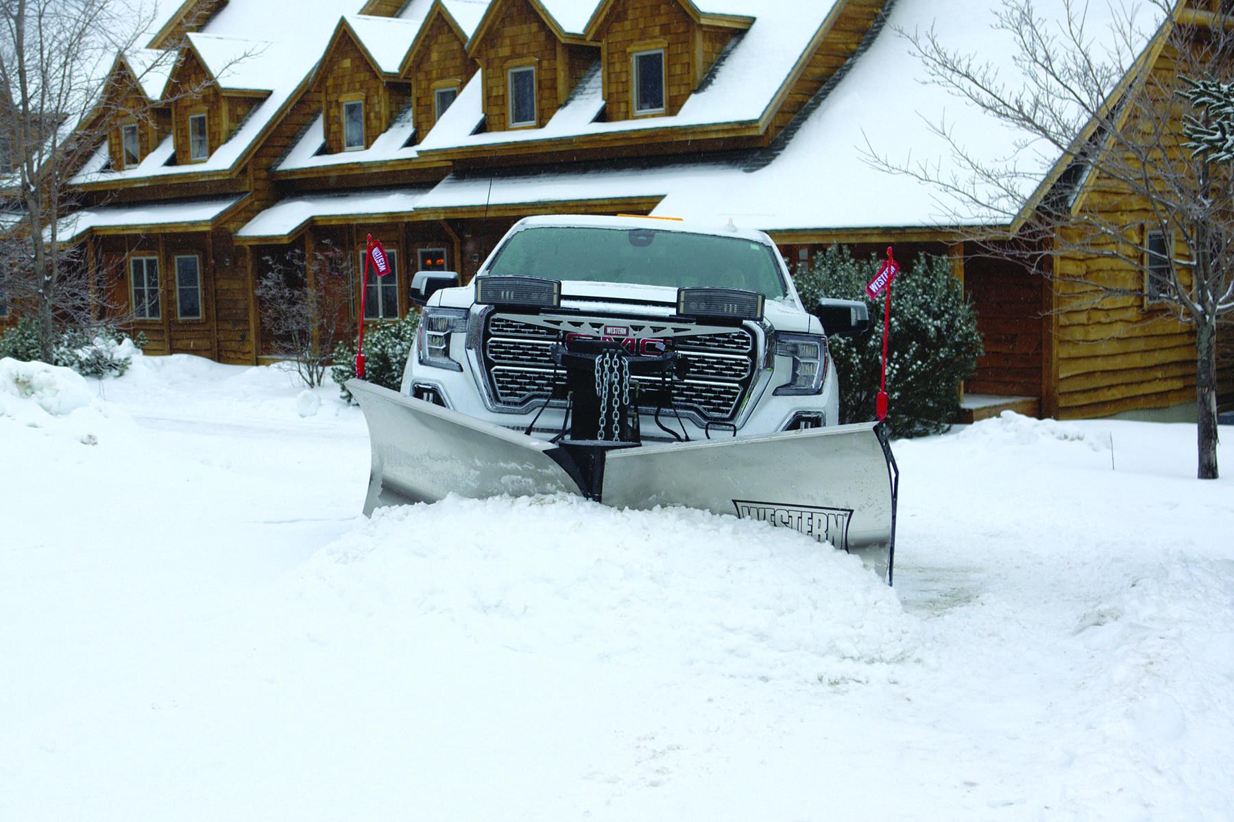 Sierra Snow Plow