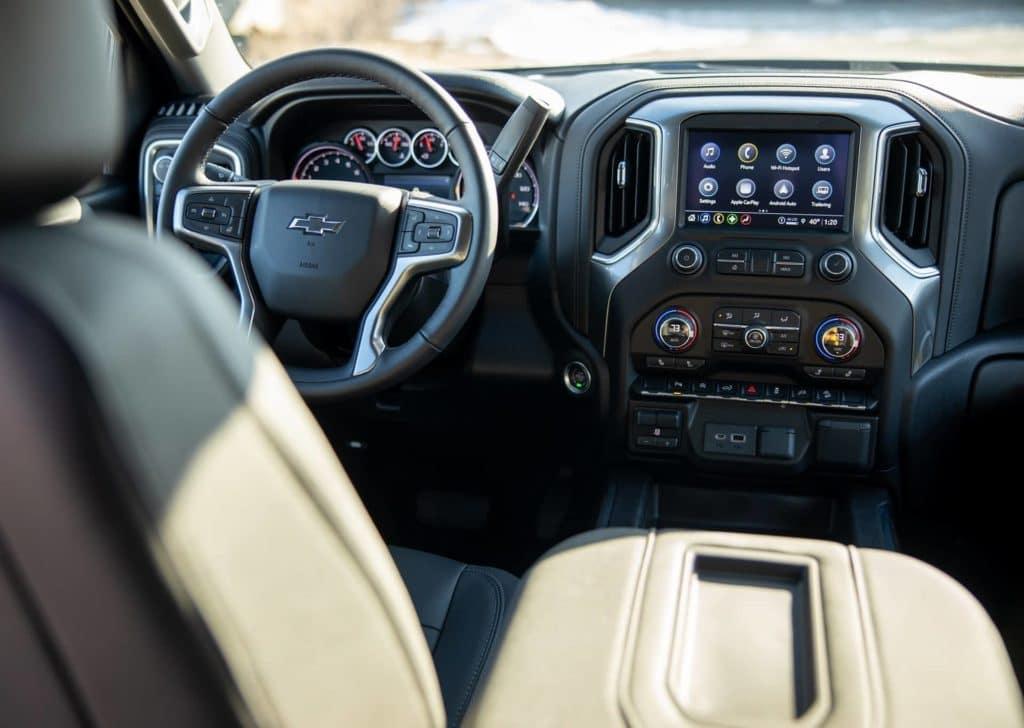2021 Chevrolet Silverado 1500 in Concord, NH