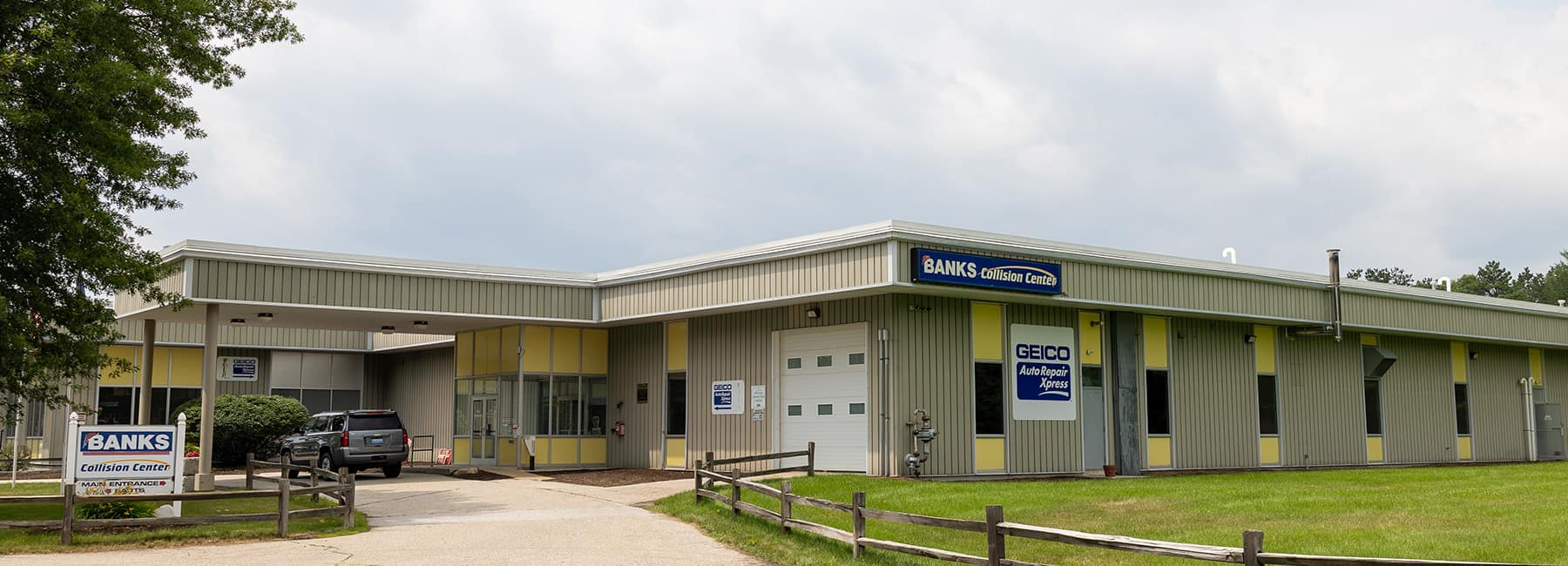Banks-Collision-Center | Concord, NH