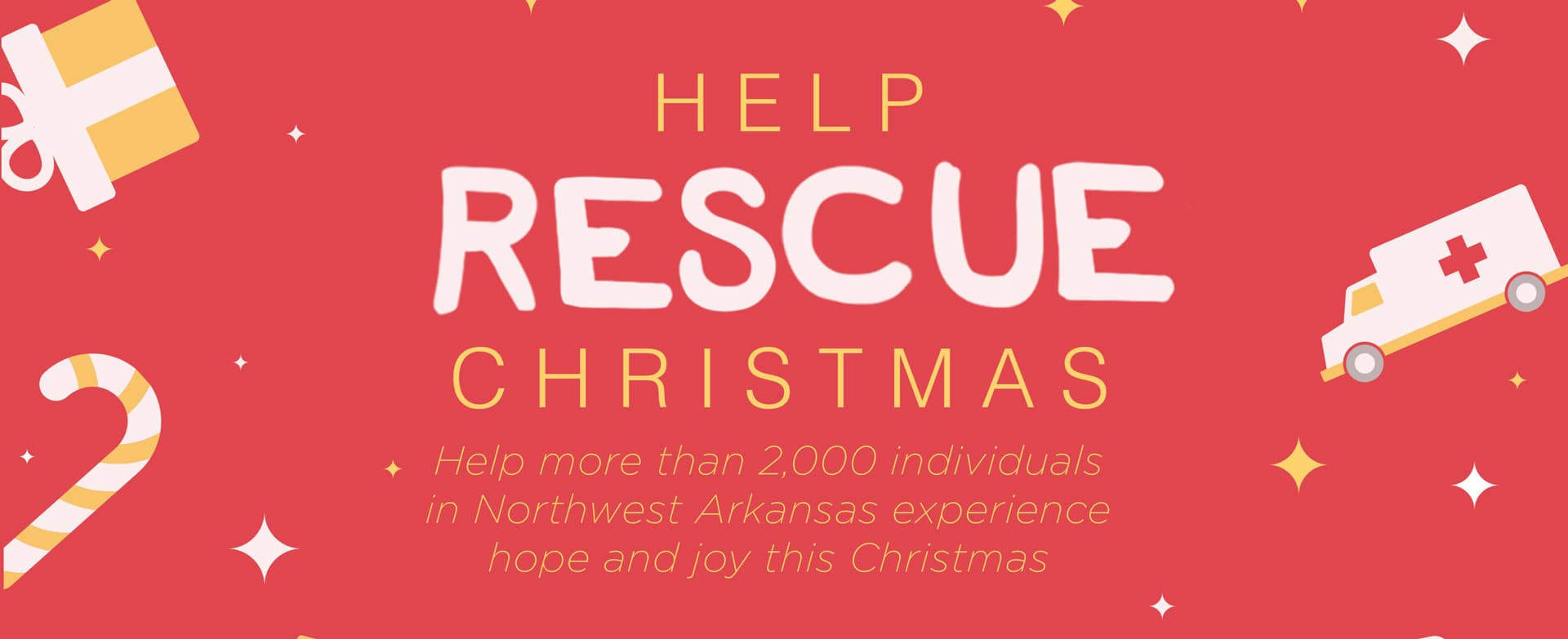 Salvation Army- Rescue Christmas
