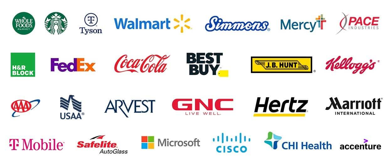 Partnering brands