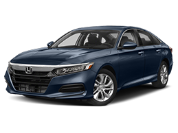 2020 Honda Accord 1.5 T LX Sedan Automatic