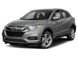 New 2019 Honda HR-V LX AWD