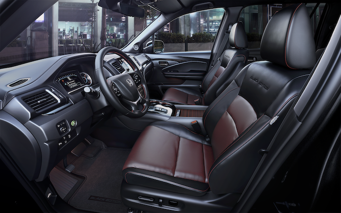 Model Features of the 2020 Honda Pilot at Boch Honda in Norwood | The interior of the 2020 honda pilot