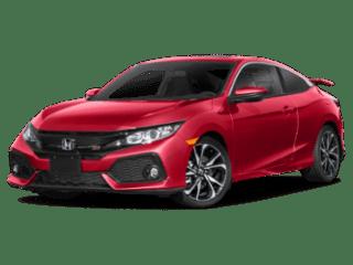2019 Honda Civic Si Coupe angled