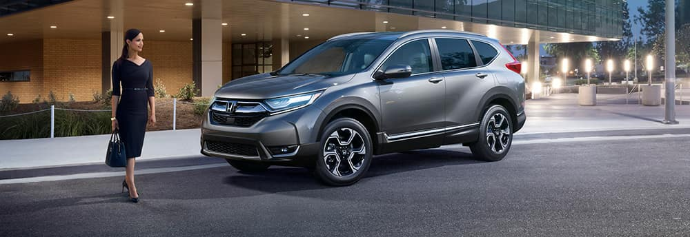 2019 Honda CR-V features at Boch Honda West in Westford