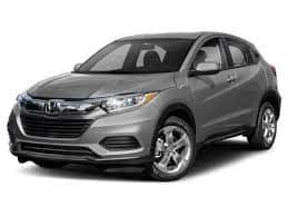 New 2019 Honda HR-V LX AWD