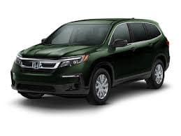 New 2020 Honda Pilot LX 4WD