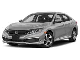 2020 Honda Civic LX Sedan CVT