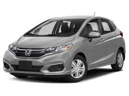 New 2019 Honda Fit LX CVT