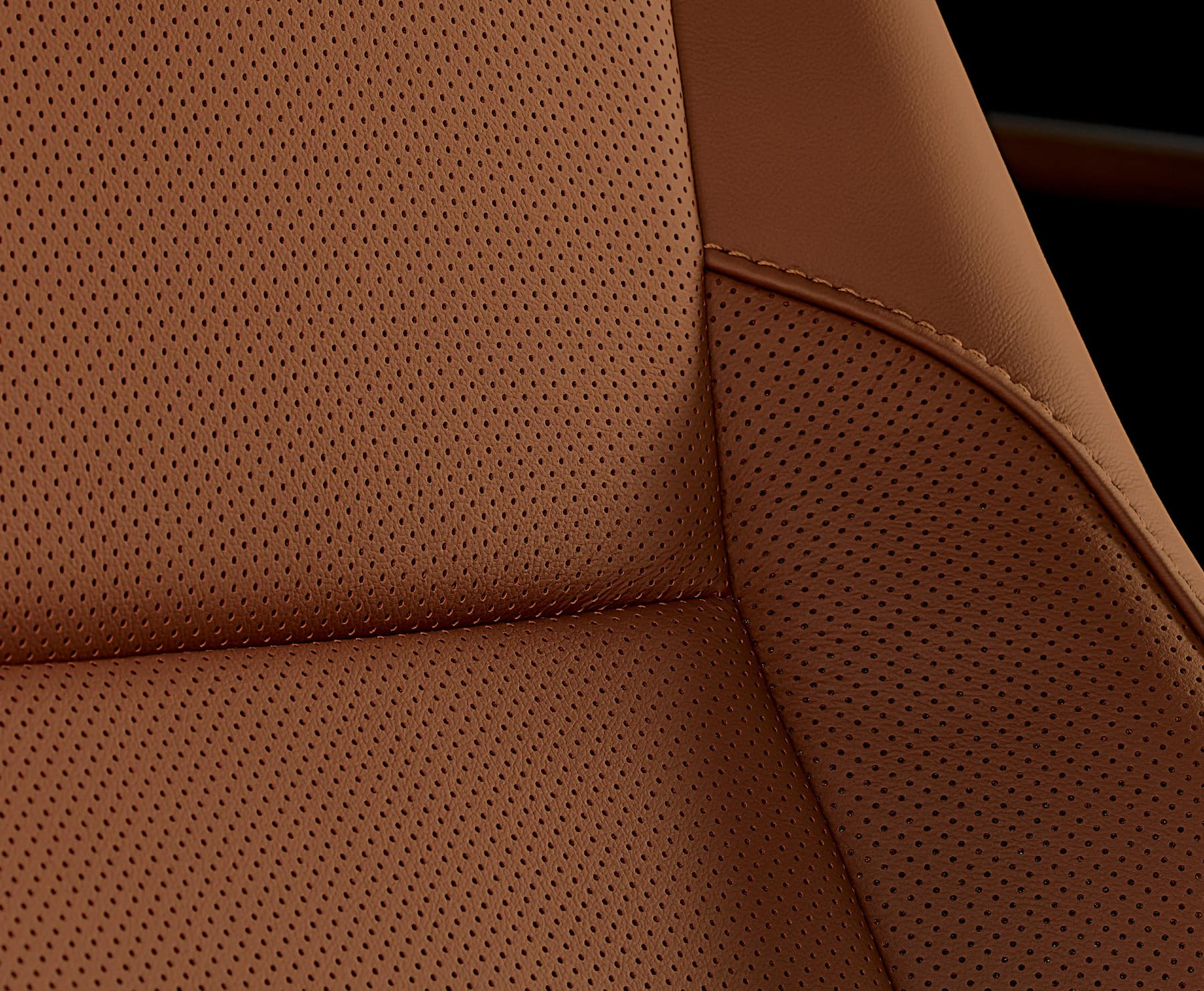 What will protect your Nissan's interior at Boch Nissan of Norwood | brown car seats