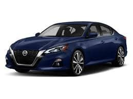 New 2020 Nissan Altima SR AWD