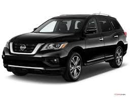 New 2019 Nissan Pathfinder S AWD
