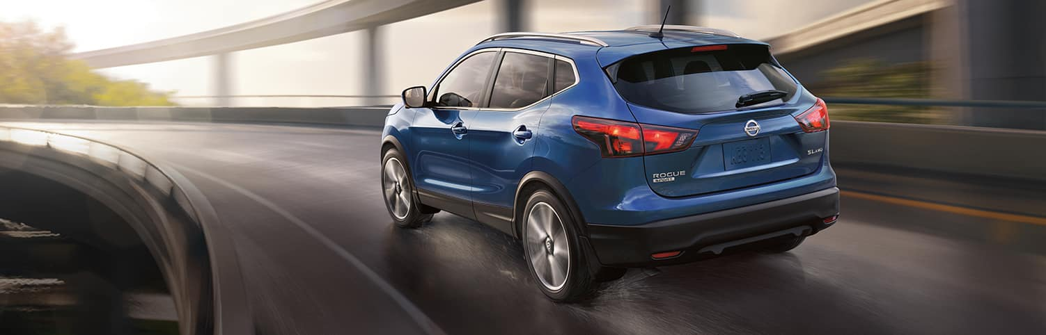 2019 Nissan Rogue advanced airbag system at Boch Nissan South in North Attleboro
