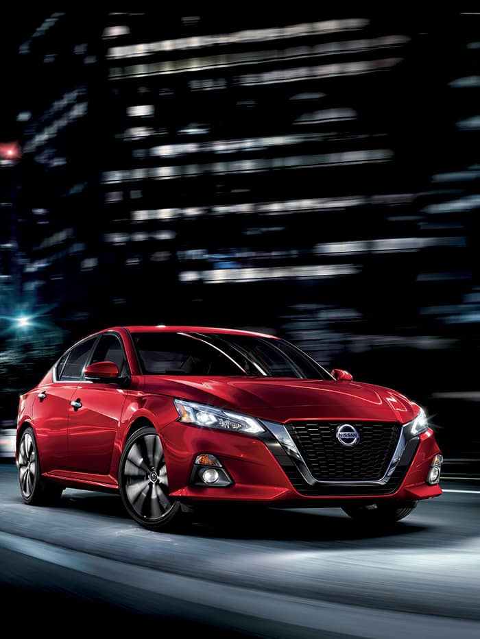 performance and safety features of the 2019 nissan altima at Boch Nissan South in North Attleboro