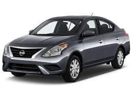 New 2019 Nissan Versa SV