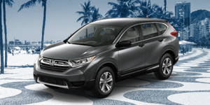 Honda CR-V MPG Rating